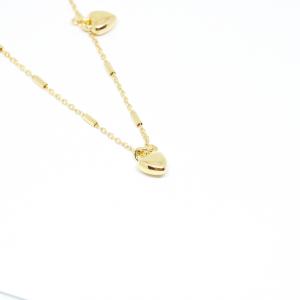 Bratara pentru glezna placata cu aur SaraTremo [1]