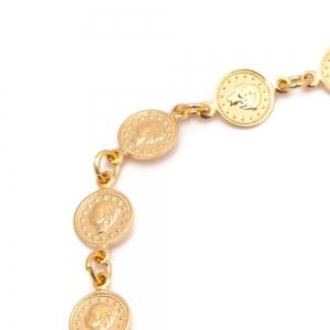 Bratara placata cu aur 18 K My Precious1