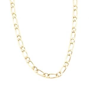 Bratara 22 cm placata cu aur Abbie1