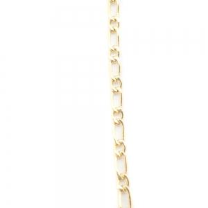 Bratara 22 cm placata cu aur Abbie2