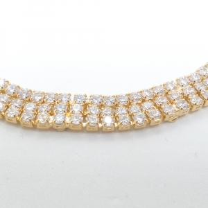Bratara luxury 19 cm placata cu aur Modernize5
