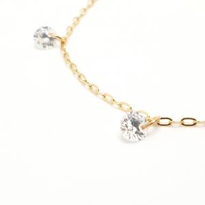 Bratara 18-23 cm placata cu aur Girlfriend1