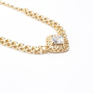 Bratara luxury placata cu aur 20 cm Digress3