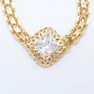 Bratara luxury placata cu aur 20 cm Digress2