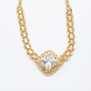 Bratara luxury placata cu aur 20 cm Digress1