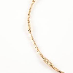 Bratara placata cu aur Patti2