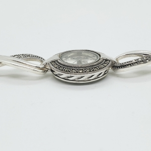 Ceas din argint masiv Amada by SaraTremo4
