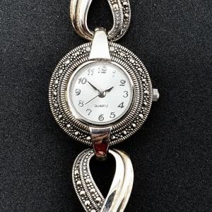 Ceas din argint masiv Amada by SaraTremo0