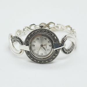 Ceas din argint masiv Amada by SaraTremo3