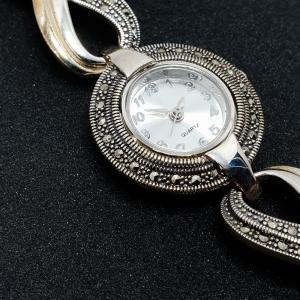 Ceas din argint masiv Amada by SaraTremo1