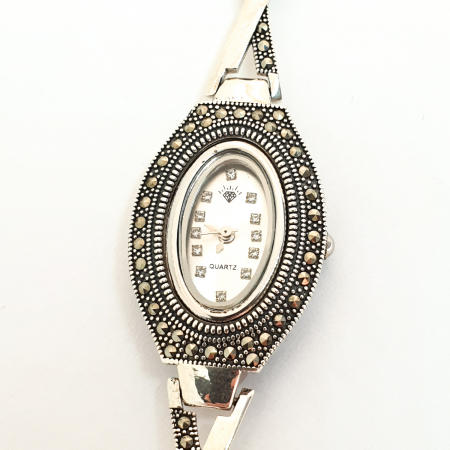 Ceas din argint masiv Passion1