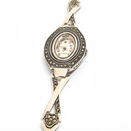 Ceas din argint masiv Passion11