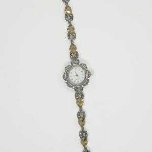 Ceas din argint masiv Gloria by SaraTremo9