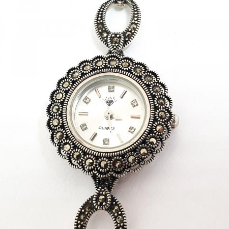 Ceas din argint masiv Suave0