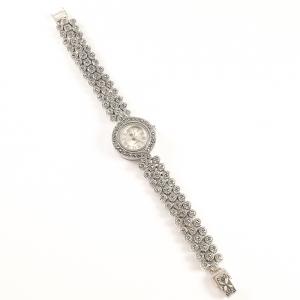 Ceas din argint masiv Lila by SaraTremo2
