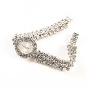 Ceas din argint masiv Lila by SaraTremo0