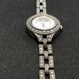 Ceas din argint masiv Maitreyi by SaraTremo2