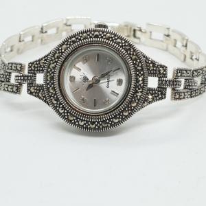 Ceas din argint masiv Maitreyi by SaraTremo5