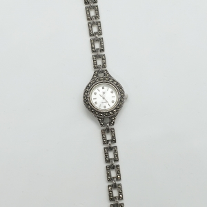 Ceas din argint masiv Maitreyi by SaraTremo8