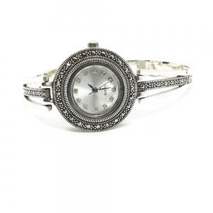 Ceas din argint masiv Perla by SaraTremo7