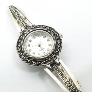 Ceas din argint masiv Perla by SaraTremo5