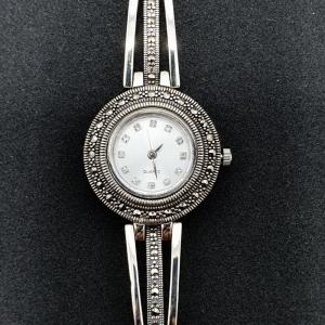 Ceas din argint masiv Perla by SaraTremo0