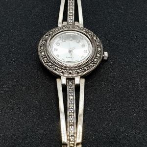 Ceas din argint masiv Perla by SaraTremo2