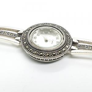 Ceas din argint masiv Perla by SaraTremo6