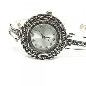 Ceas din argint masiv Perla by SaraTremo8