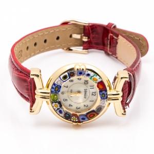 Ceas Venice din Sticla de Murano2