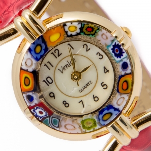 Ceas Venice din Sticla de Murano3