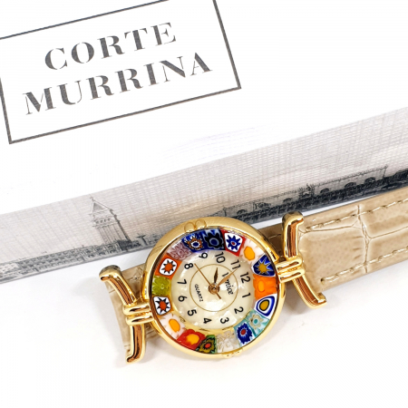 Ceas Sticla de Murano [2]