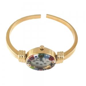 Ceas Venice Luxury din Sticla de Murano2