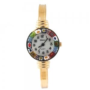 Ceas Venice Luxury din Sticla de Murano0