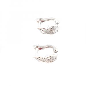 Cercei din argint Wonder2