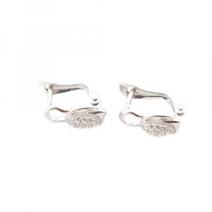 Cercei din argint Dianes1