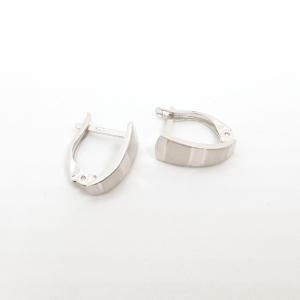 Cercei din argint Blanca3
