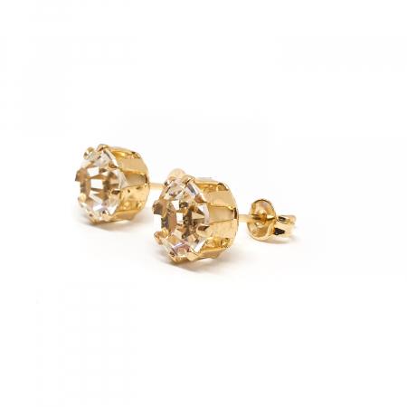 Cercei placati cu aur Minos4