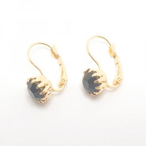 Cercei placati cu aur Olenna3