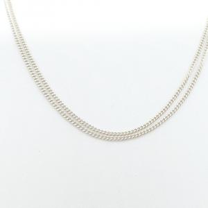 Colier dublu din argint Bi-Silver2