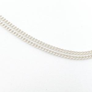 Colier dublu din argint Bi-Silver1