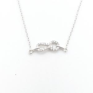 Colier din argint Infinity1
