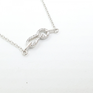 Colier din argint Infinity2