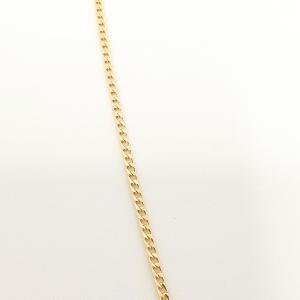 Colier placat cu aur Fashion4
