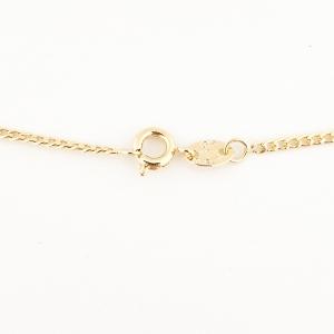 Colier placat cu aur Fashion6