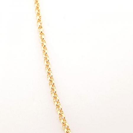 Colier placat cu aur SaraTremo [4]