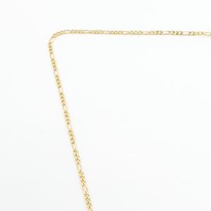 Colier placat cu aur Melody4