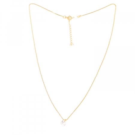 Colier placat cu aur SaraTremo [3]
