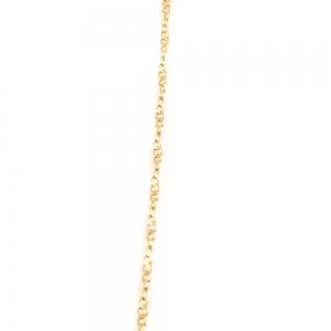 Colier placat cu aur Pisces5