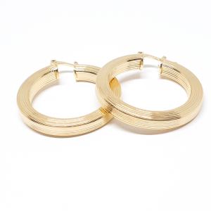 Creole luxury gravate placate cu aur Insta [1]